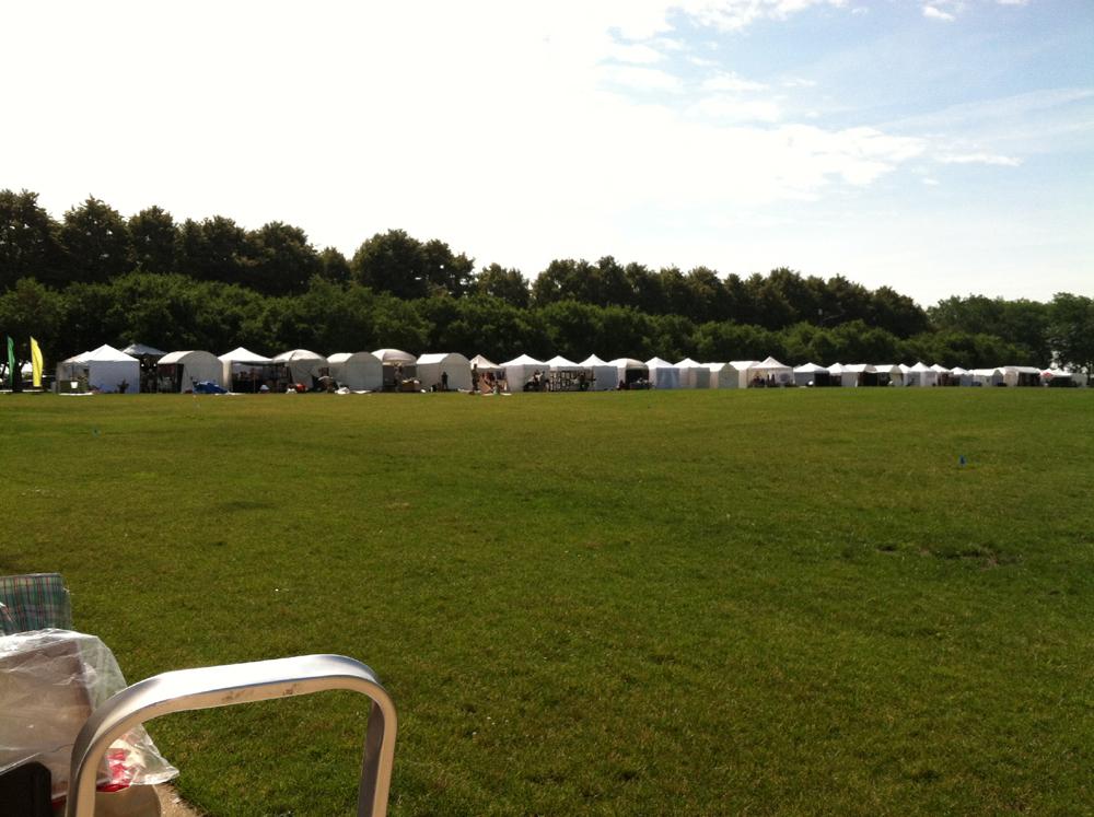 Art Show Tents