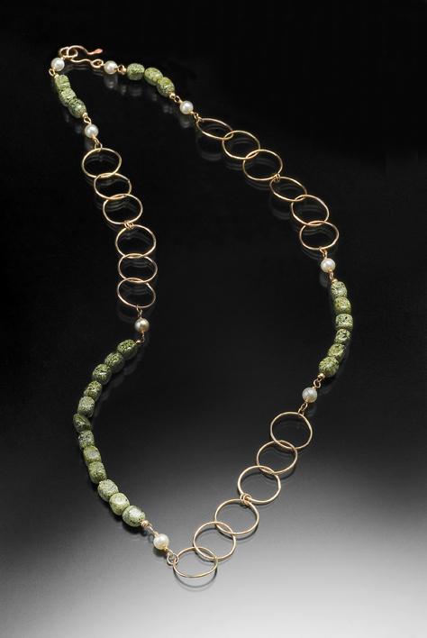 Elizabeth Kline Designs Custom Necklaces