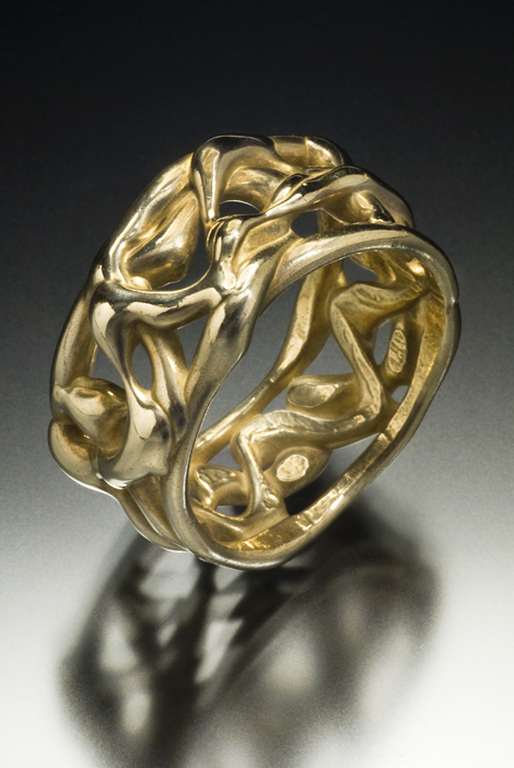 Elizabeth Kline Designs Custom Ring